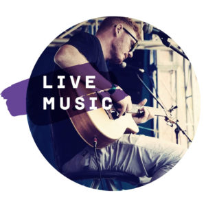 South Island Wine & Food Festival Live Music Stage