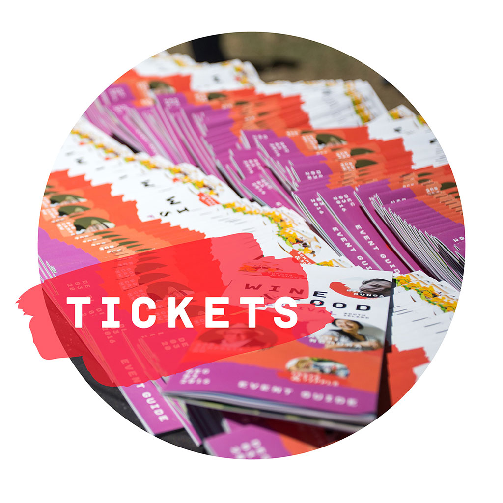 South Island Wine & Food Festival Tickets