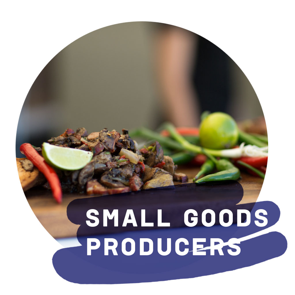 South Island Wine Food Festival Small Goods Producers